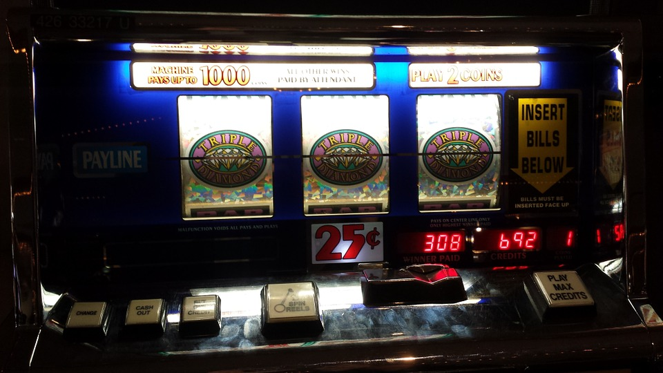 Amazing Facts About Slot Games