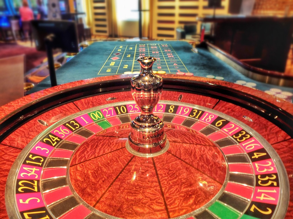 The Roulette, A Gaming Casino
